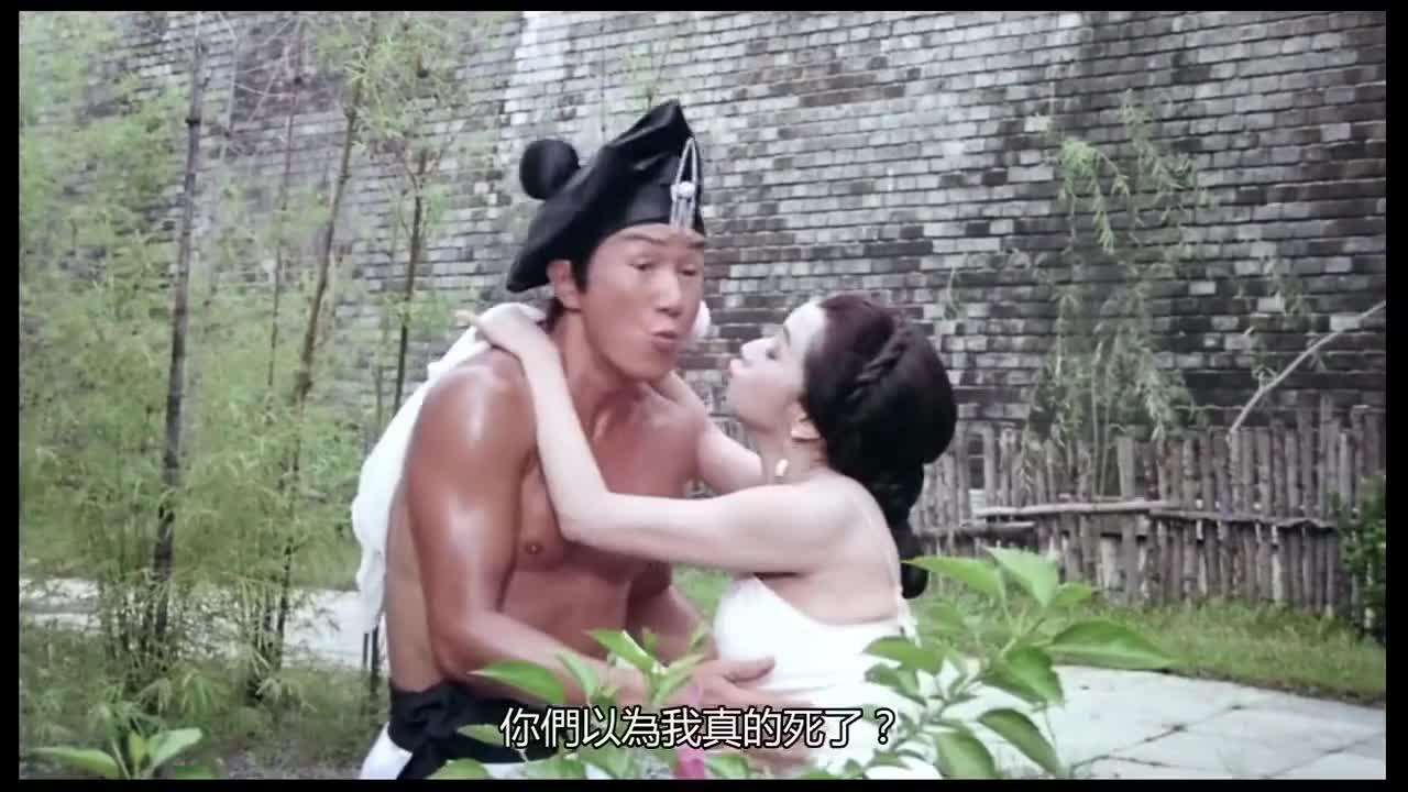#电影片段#潘金莲的皮肤真好,准备和武松暧昧一下,武大郎气的诈尸了!