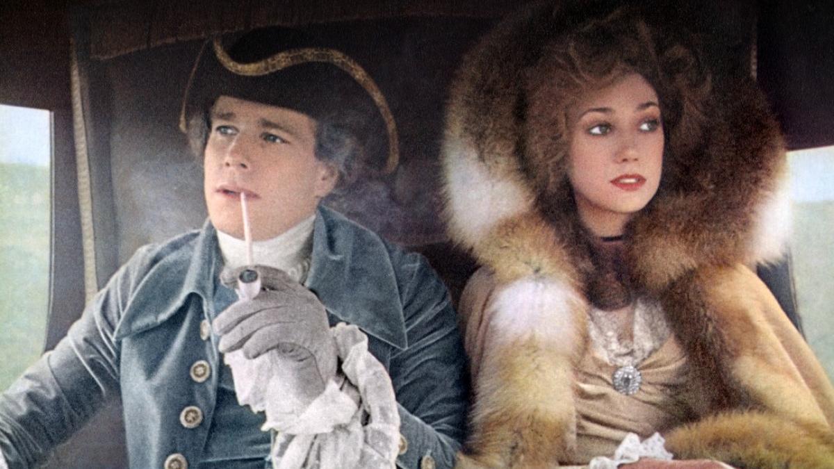 #经典看电影#豆瓣8.8,每个镜头都是一副古典油画,经典巨作《巴里·林登》