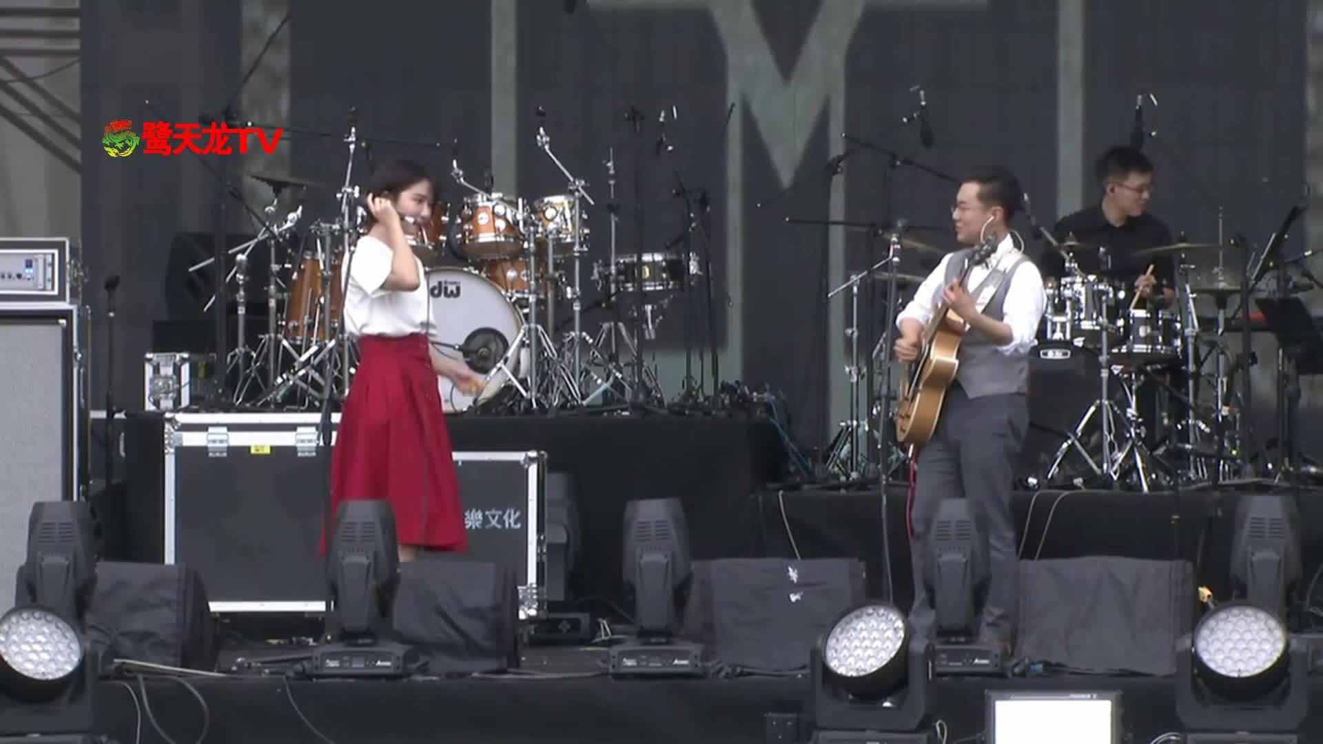2017成都春浪音乐节:Mr. Miss《男人们围在我身旁》