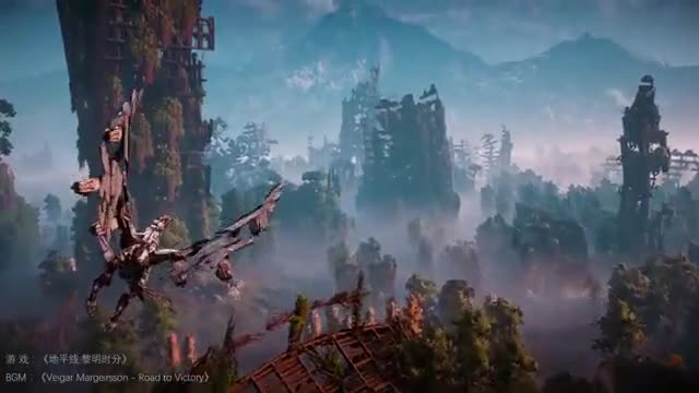 电影级游戏CG与震撼心灵的史诗音乐推荐合集s1
