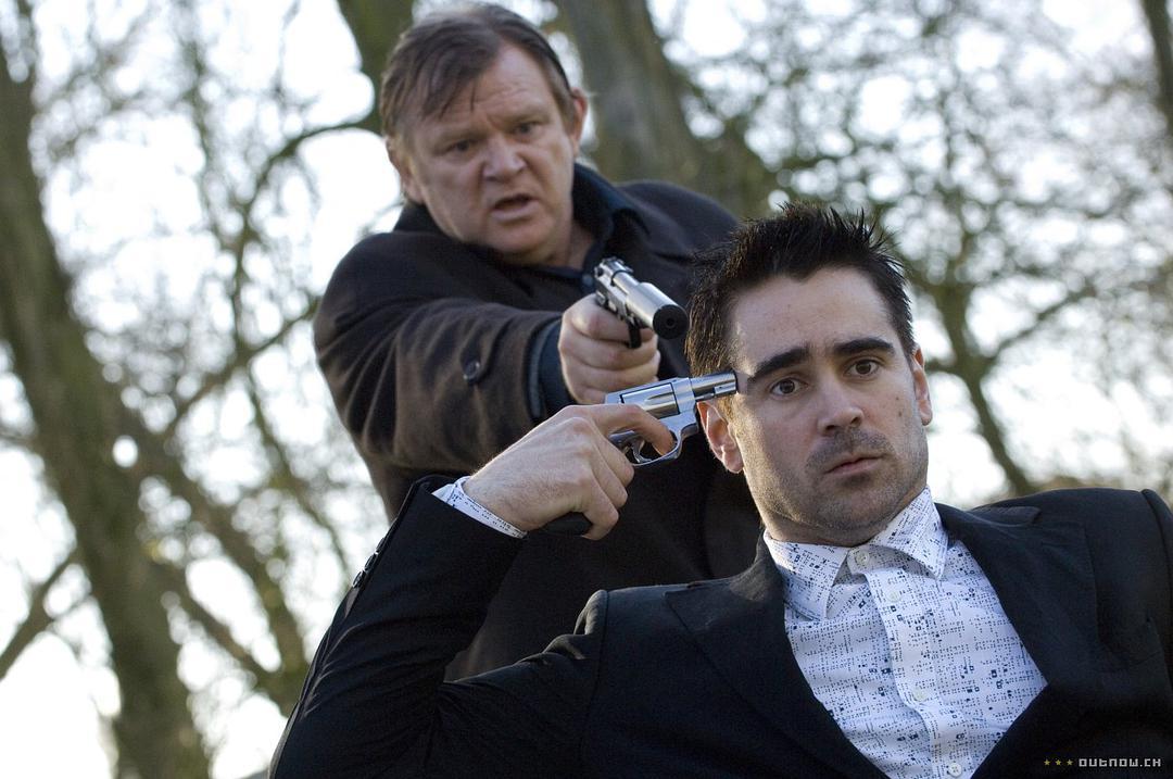 #经典看电影#5分钟看完英国黑色幽默电影《杀手没有假期》