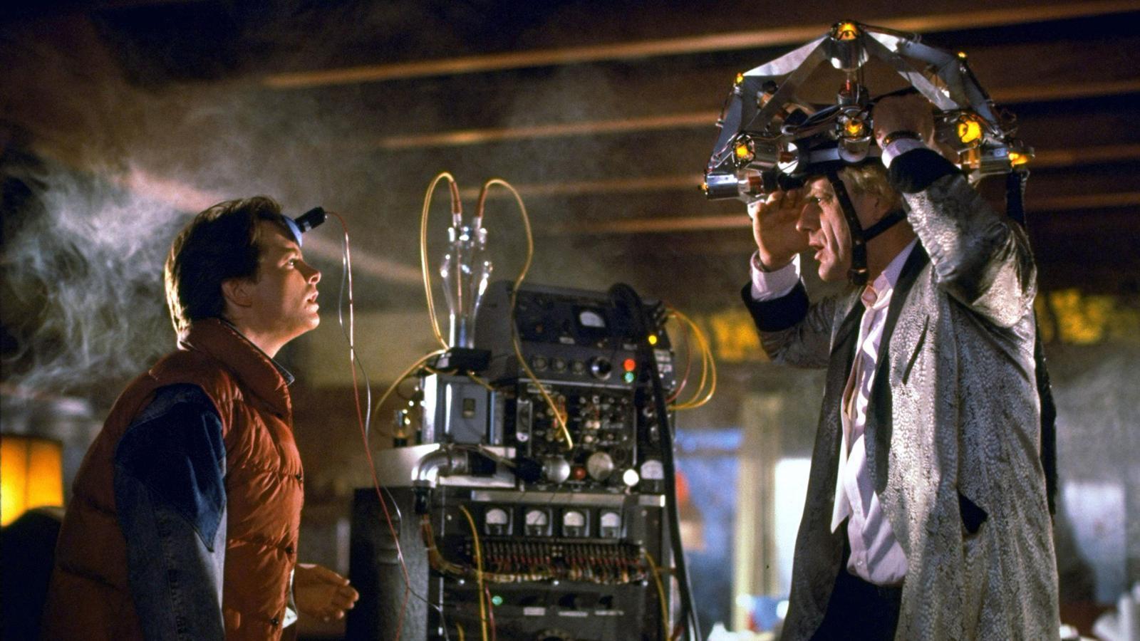 #经典看电影#一部80年代最伟大的电影,看多少遍都不腻的科幻片,脑洞太大