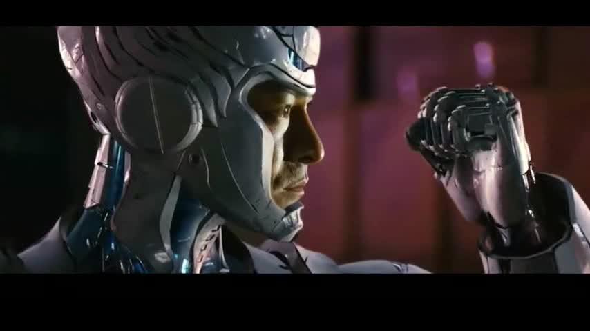 刘德华科幻电影炫酷无比,致敬了蜘蛛侠和钢铁侠