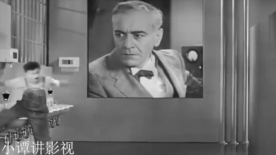 #一个电影迷的修养#介绍一部不可不看的电影《摩登时代》。喜剧家卓别林的最后一部黑白无声电影