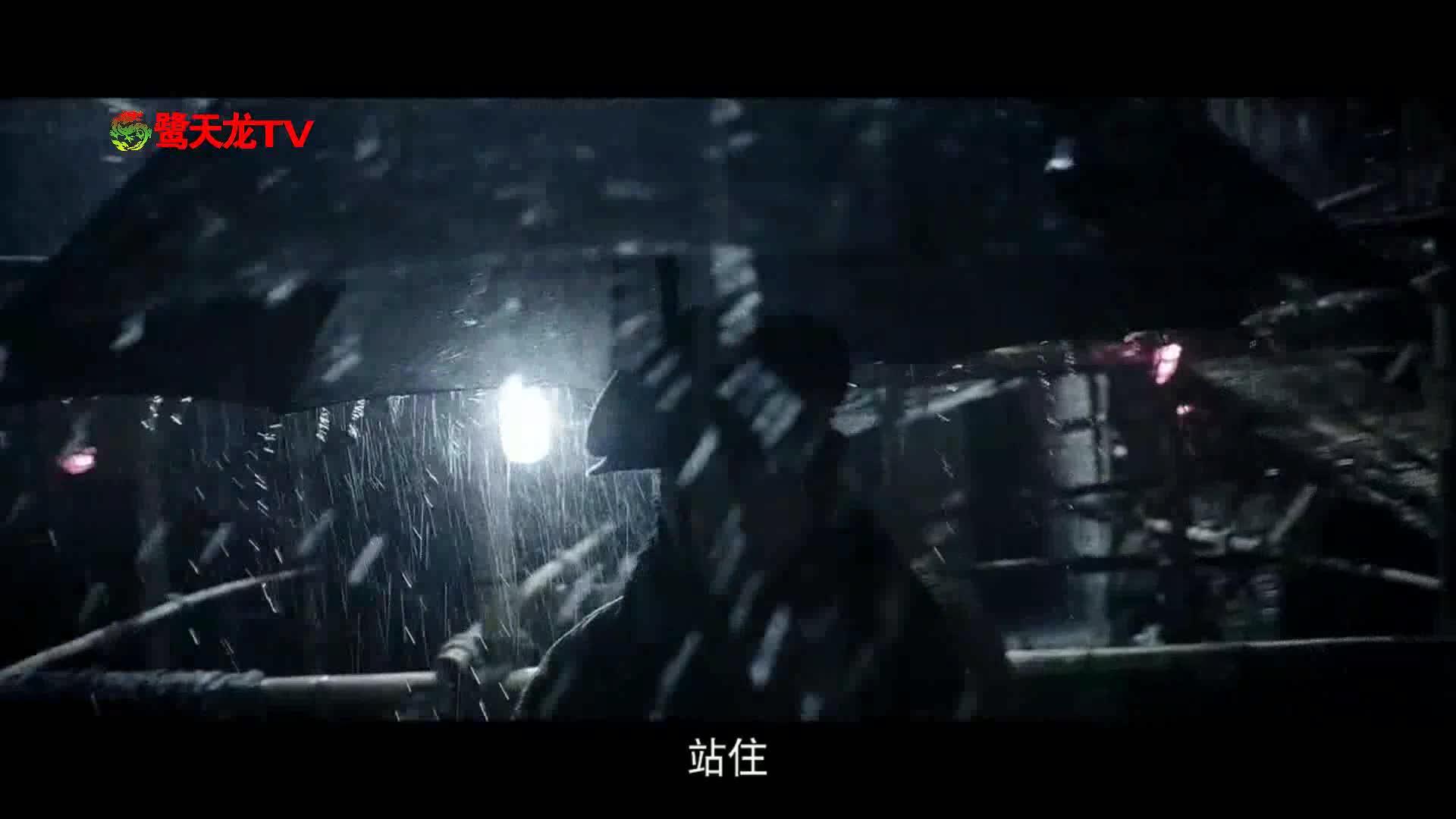 《密战》先导预告 赵丽颖张翰演绎生死暗战