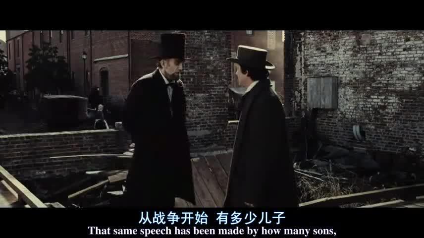林肯的儿子为了参军不惜和他吵起来,虎父无犬子啊