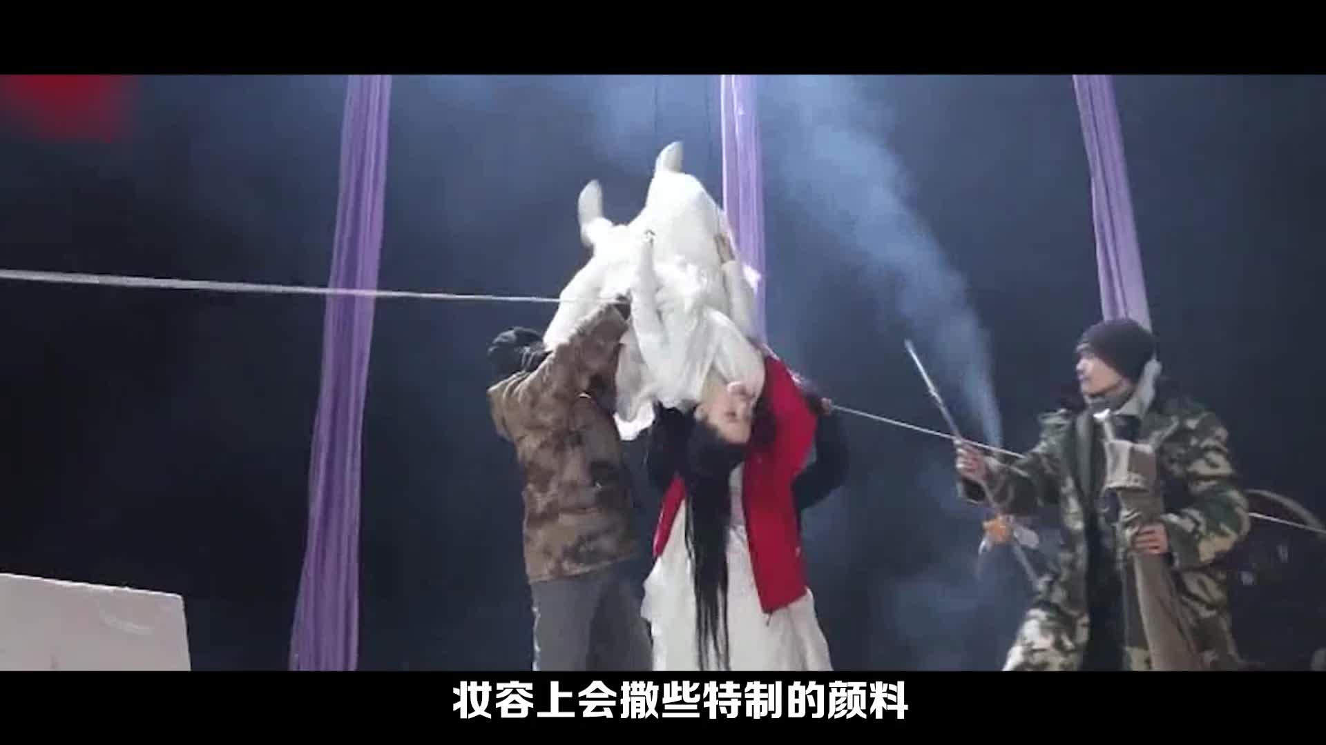《诛仙》肖战最苦演员!从陈情令到诛仙从没有一步登天