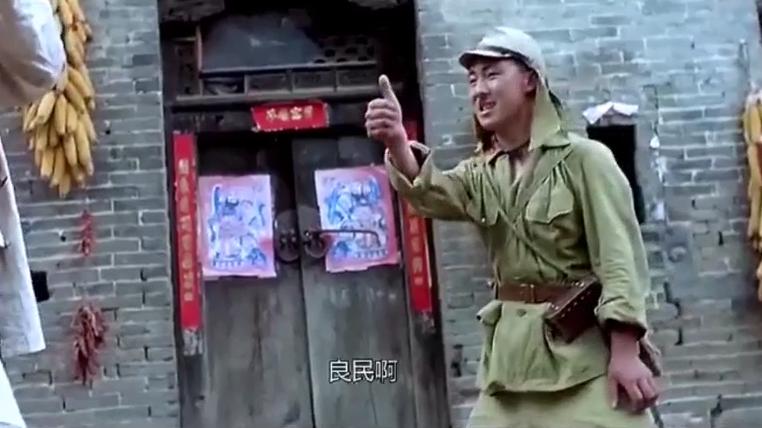 #电影片段#这枪法,没谁了!