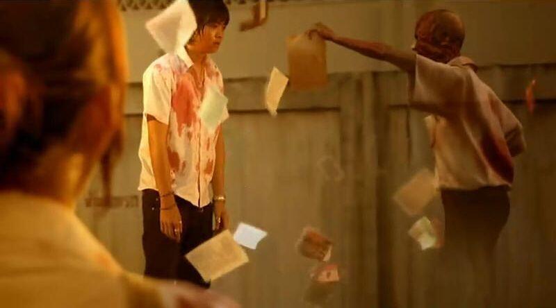 #经典影视#泰国恐怖片来自学霸的愤怒,学霸不堪受辱,选择出卖灵魂展开复仇