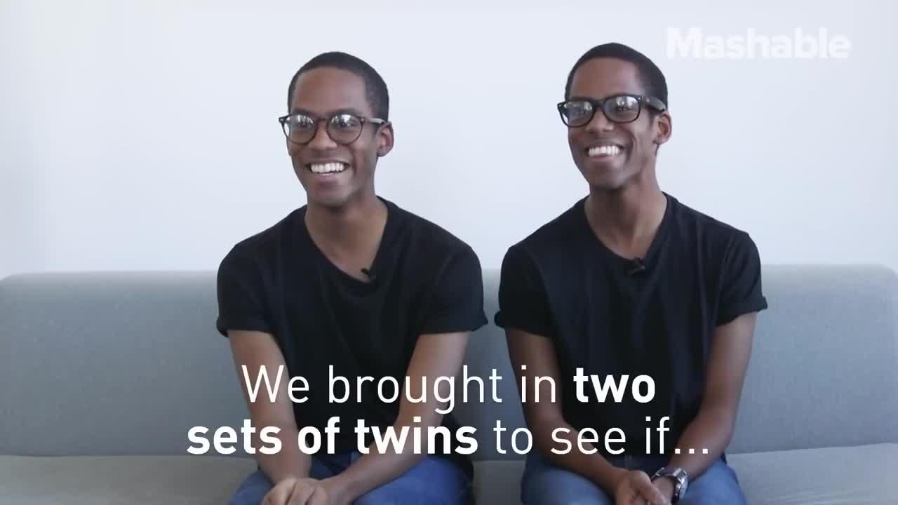 iphone x的脸部识别FACE ID能识别双胞胎吗?