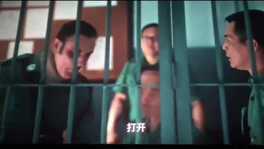 甄子丹监狱遭暴打,刘德华慷慨解围