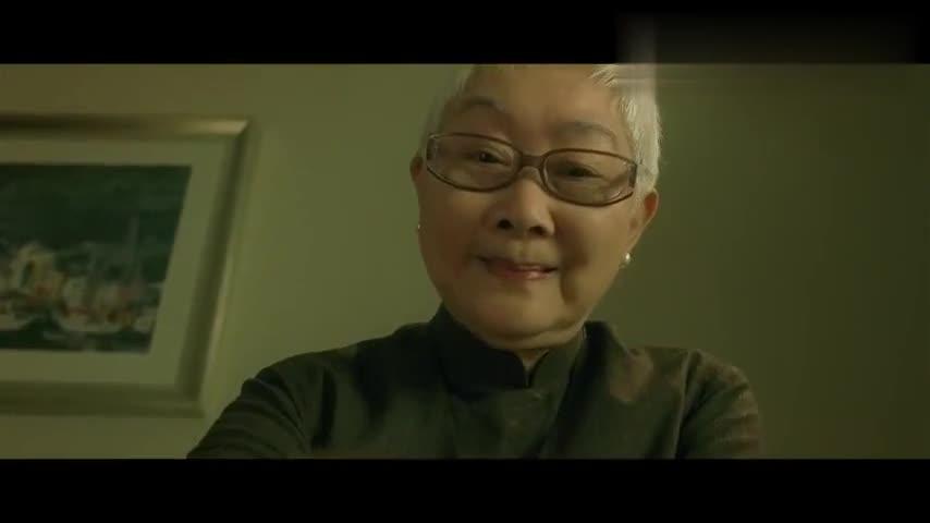 #经典看电影#无间道2:房祖名跟奶奶的对话!为什么就是忍不住想笑呢