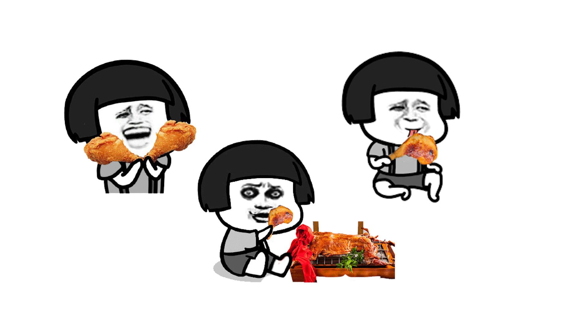最近很火的《that girl》终于出中文版了,蘑菇头超魔性