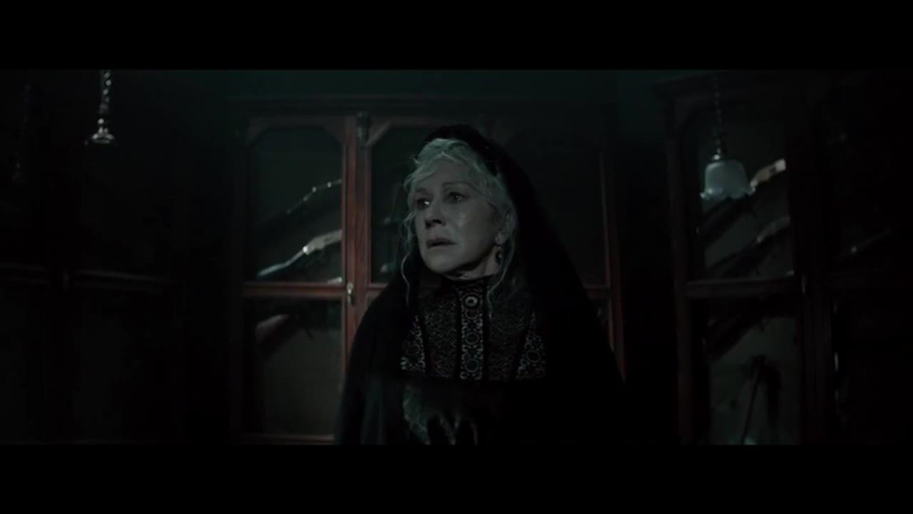#惊悚看电影#恐怖的亡灵来复仇,女主人毫无抵抗之力