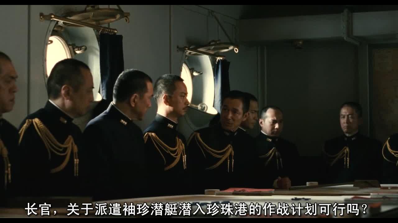 面对强大的敌人,指挥官立下军令状,不得众人有退缩之意