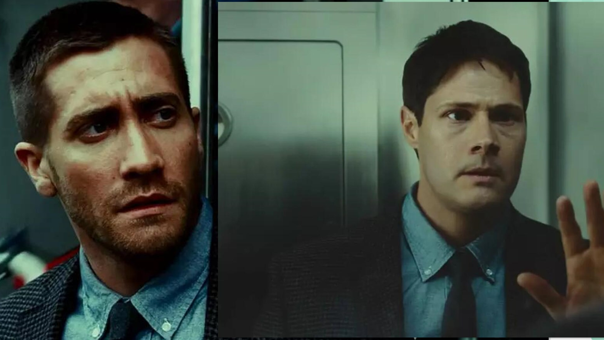 #经典看电影#科幻悬疑电影:男主复活在列车上,惊恐的发现自己的长相变了样