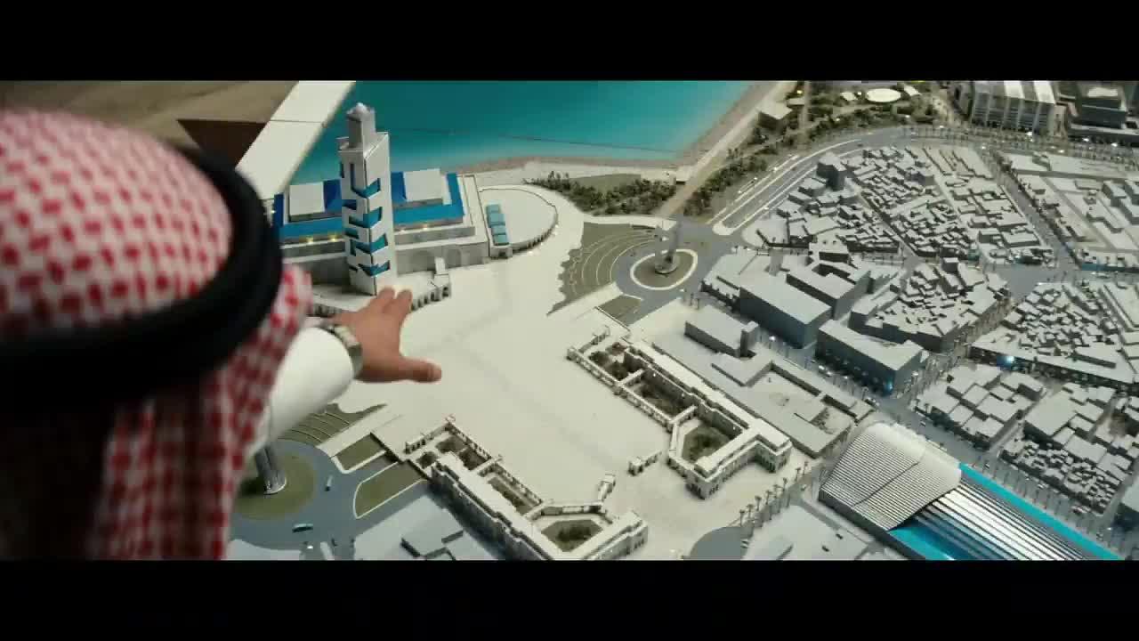 沙特土豪的世界,连美国人看了都会崩溃