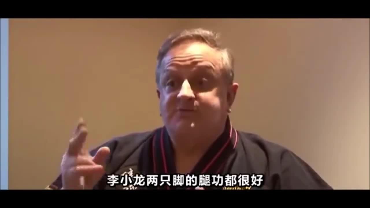 #电影最前线#拳王阿里的保鏢自稱打不過李小龍!懷疑李小龍實戰能力