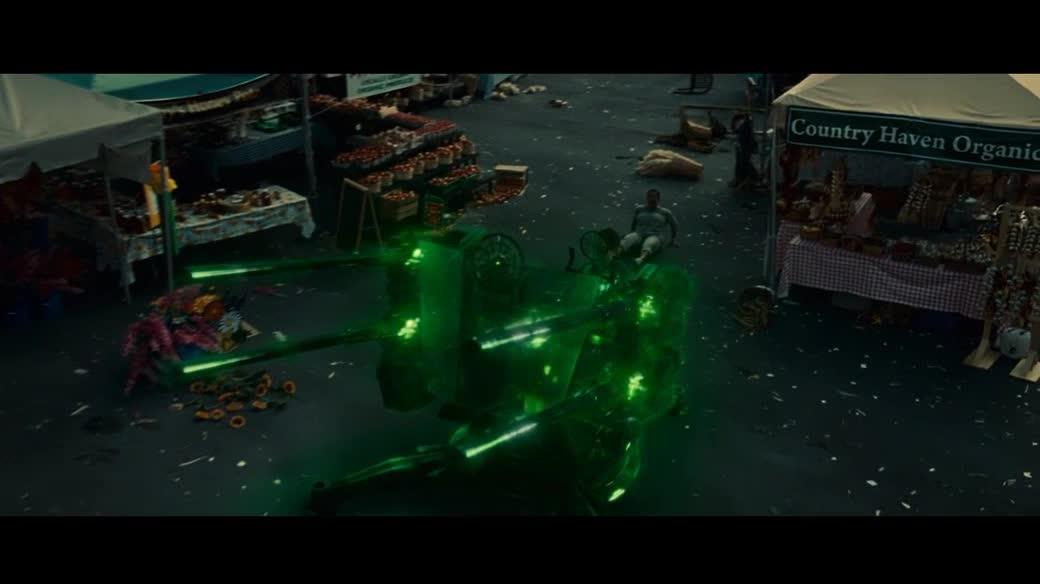 邪恶之物席卷世界,绿灯侠能否力挽狂澜