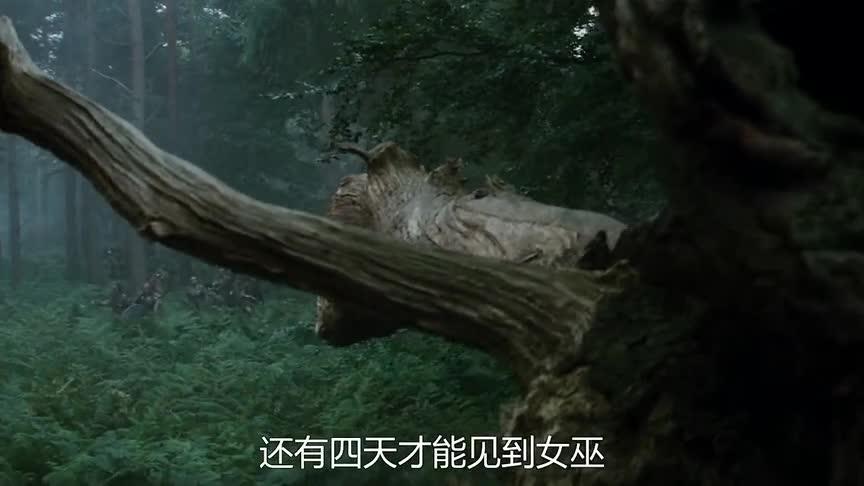 他们还要四天才能见到女巫,珀尔修斯的鞋子竟坏掉了