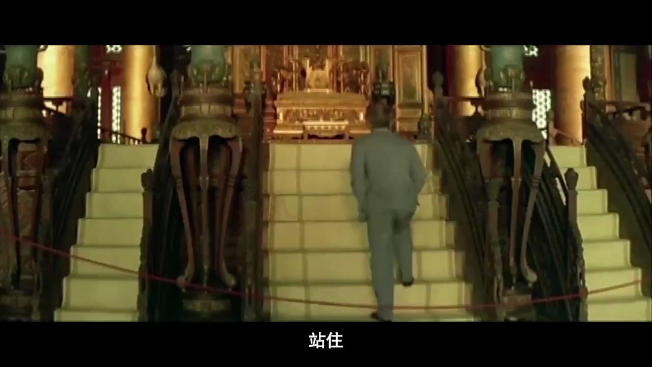 #影视#一个回自己家还要买门票的人《末代皇帝》(8)
