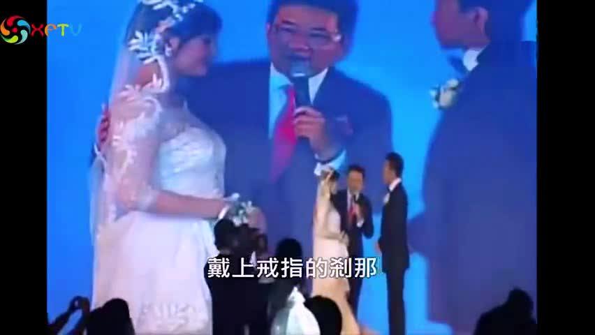 邓超孙俪结婚那天,孙俪说了一名话让我又相信爱情了