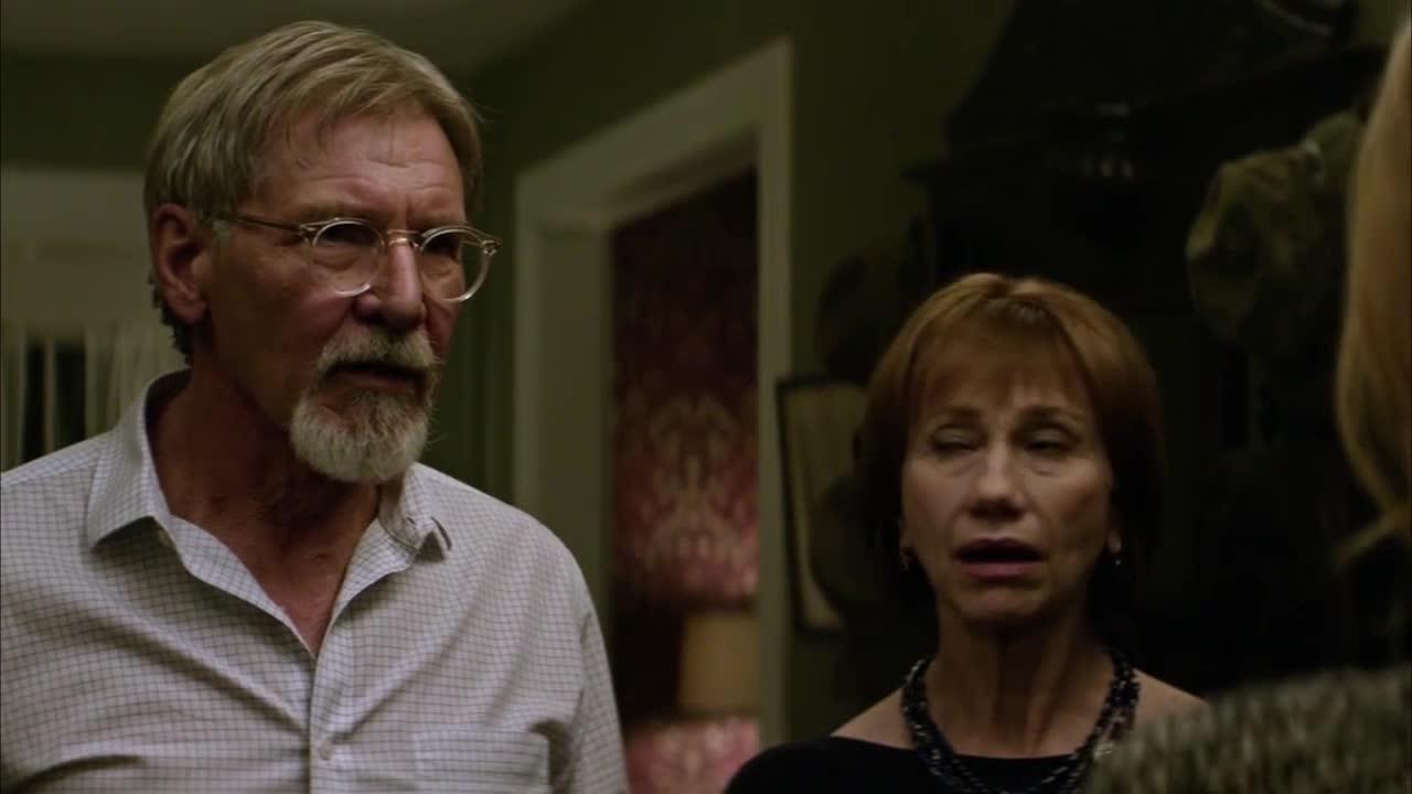 不老的女主和前男友多年后的重逢,他却已经老去,可叹