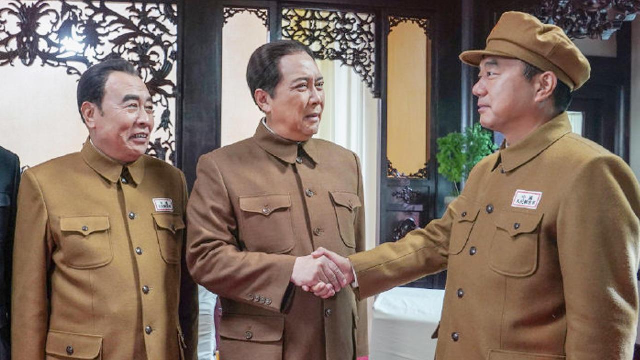 《外交风云》戏骨齐聚开启演技盛宴 揭开中国外交面纱!