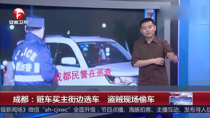 #奇葩#奇葩:看中哪辆车,现场偷车卖给你 窃贼:可降低中途运车风险