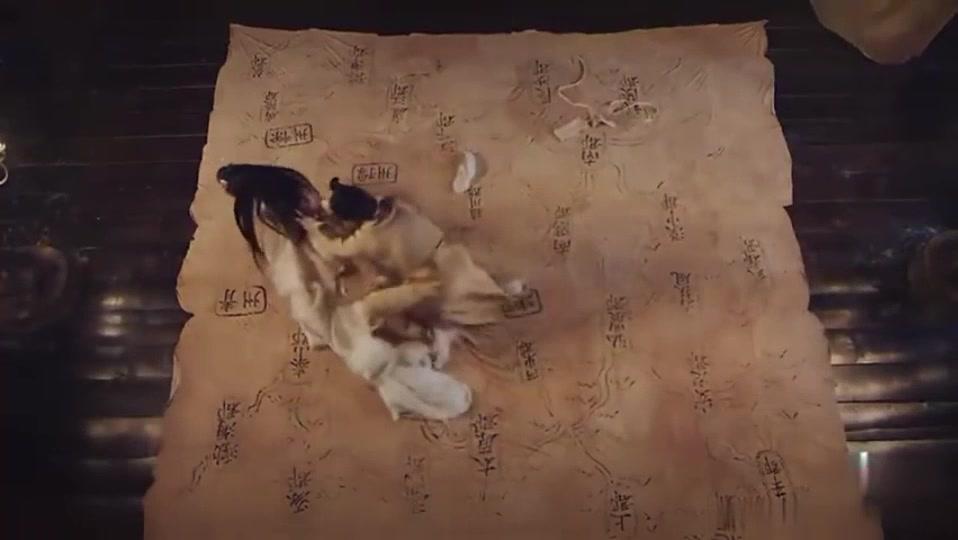 如果不看电影名#斗破乱世情#我还以为演的是貂蝉