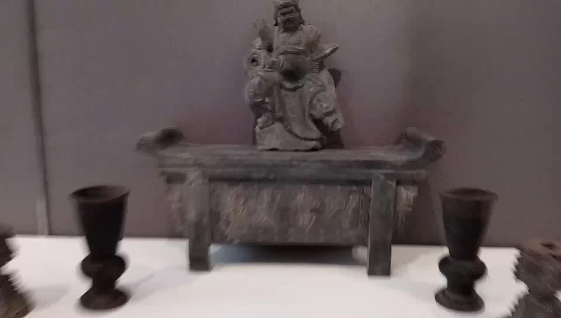 砖雕的独特魅力 在临汾领略到了!