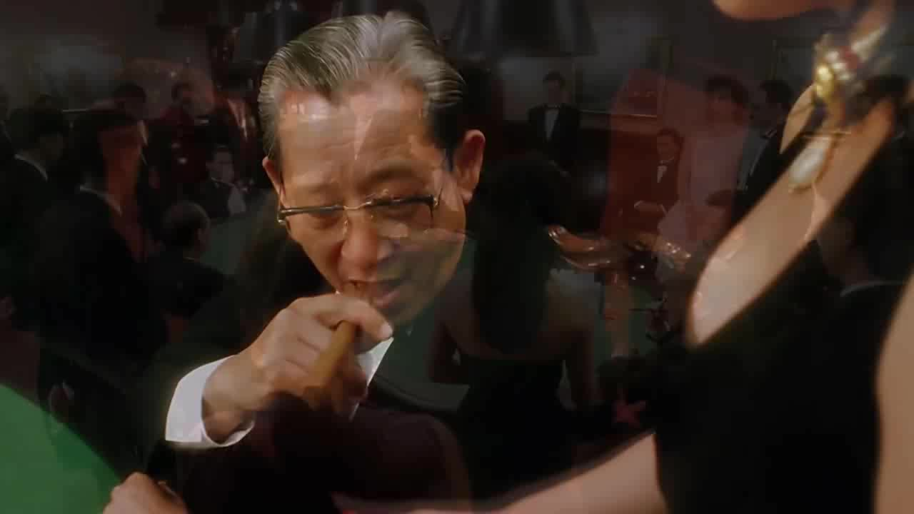 #电影迷的修养#赌神真是一诺千金,就凭这两个字就值三千万,厉害了一