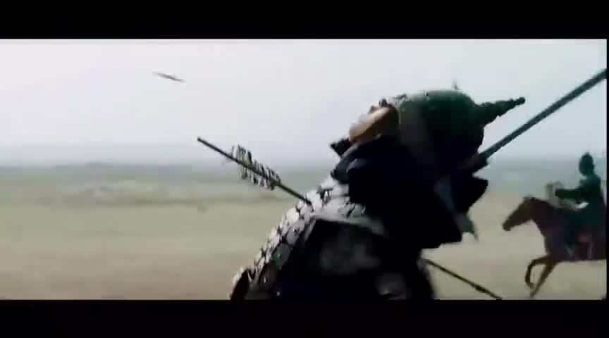 国内拍的最精彩的战争电影之一,可以指环王相媲美!