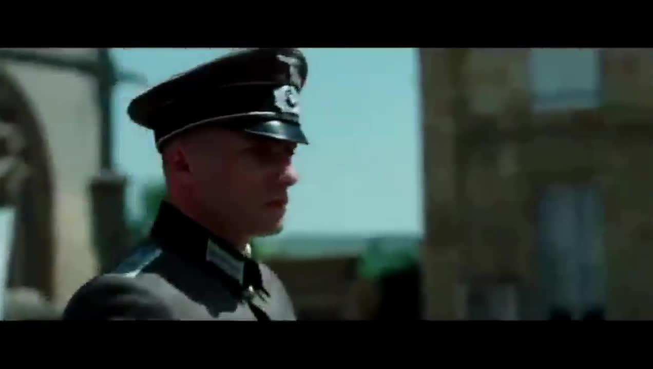 #经典看电影#纳粹德军大肆搜捕抵抗组织,真是穷凶极恶