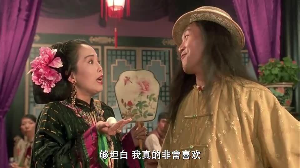 #电影迷的修养#张敏也喜欢钱只是不喜欢星爷,星爷够直白,我喜欢
