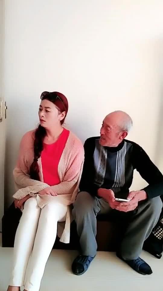 女儿埋怨老爸介绍的对象不行,老爸的解释很完美