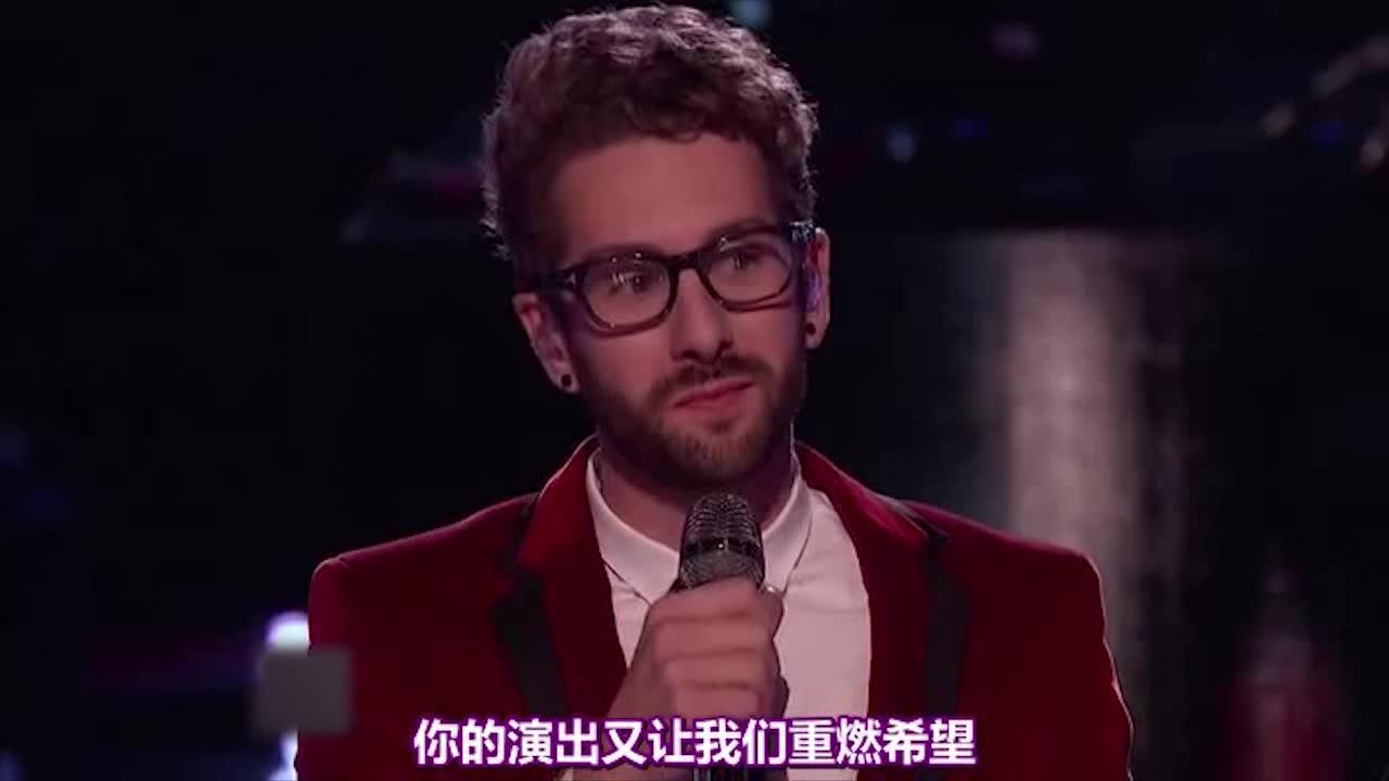 亚当说这首歌展现了他的风格,他的喜好,他喜欢首歌