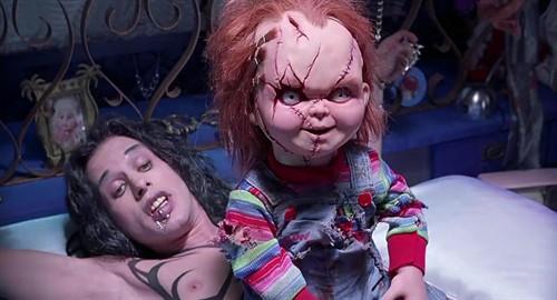 #经典看电影#恐怖玩偶都有女朋友了,而你却还是单身