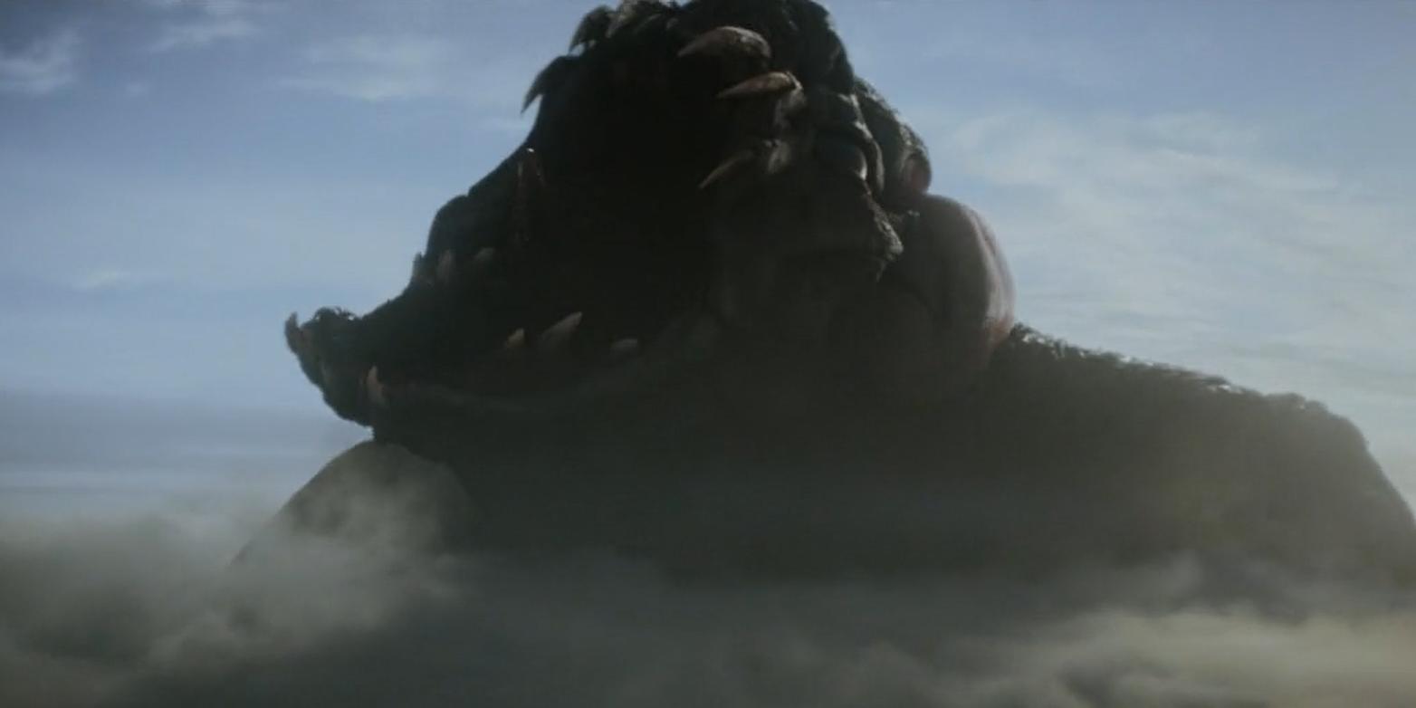 #惊悚看电影#几分钟速看恐怖片《科洛弗悖论》人类为了生存,让怪物入侵了地球