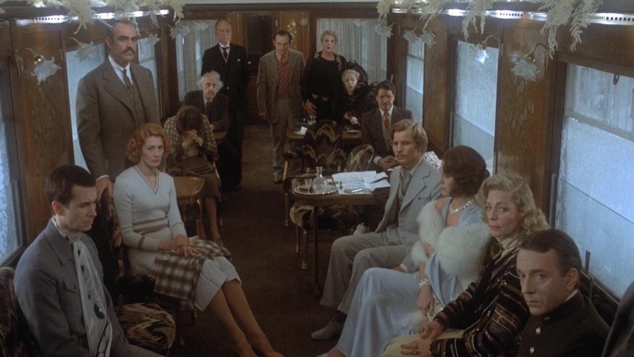 #经典看电影#悬疑推理电影《东方快车谋杀案》,12个人都可能是凶手(下)