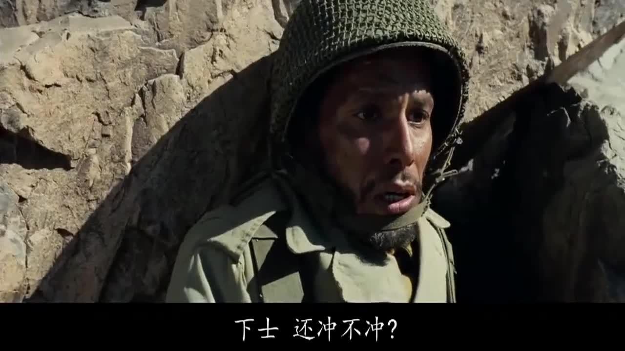 推荐一部二战电影《光荣岁月》,法军对德反击作战,炮火连天!
