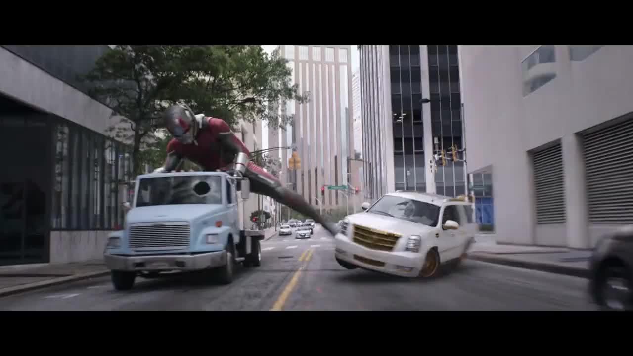 #经典看电影#漫威最搞笑的超级英雄!