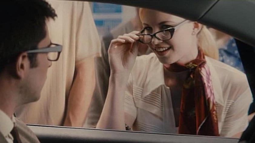 #经典看电影#菲亚特致敬经典创意广告短片《回到未来》