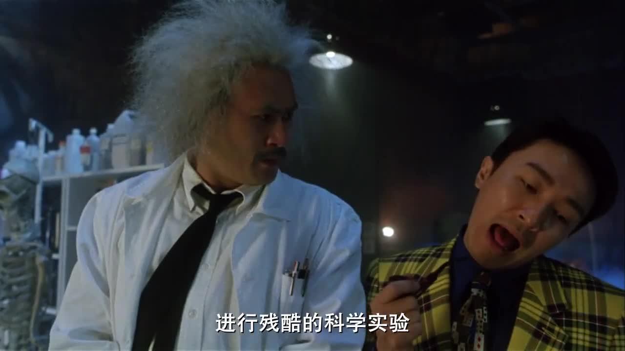 男子闯进教授实验室,看见会跑的手和眼睛,还发生这种事情