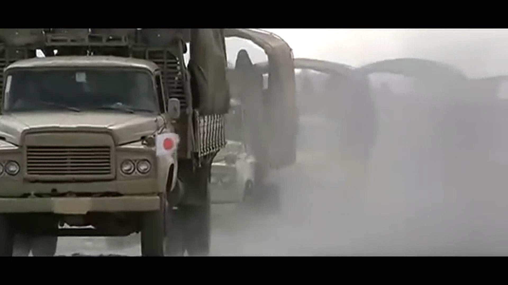 日军开着东风大卡车去打仗 早年的国产神剧