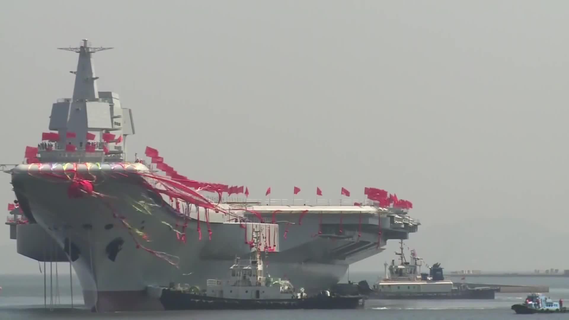 #军事#厉害了中国制造!打造中国海军的钢铁脊梁