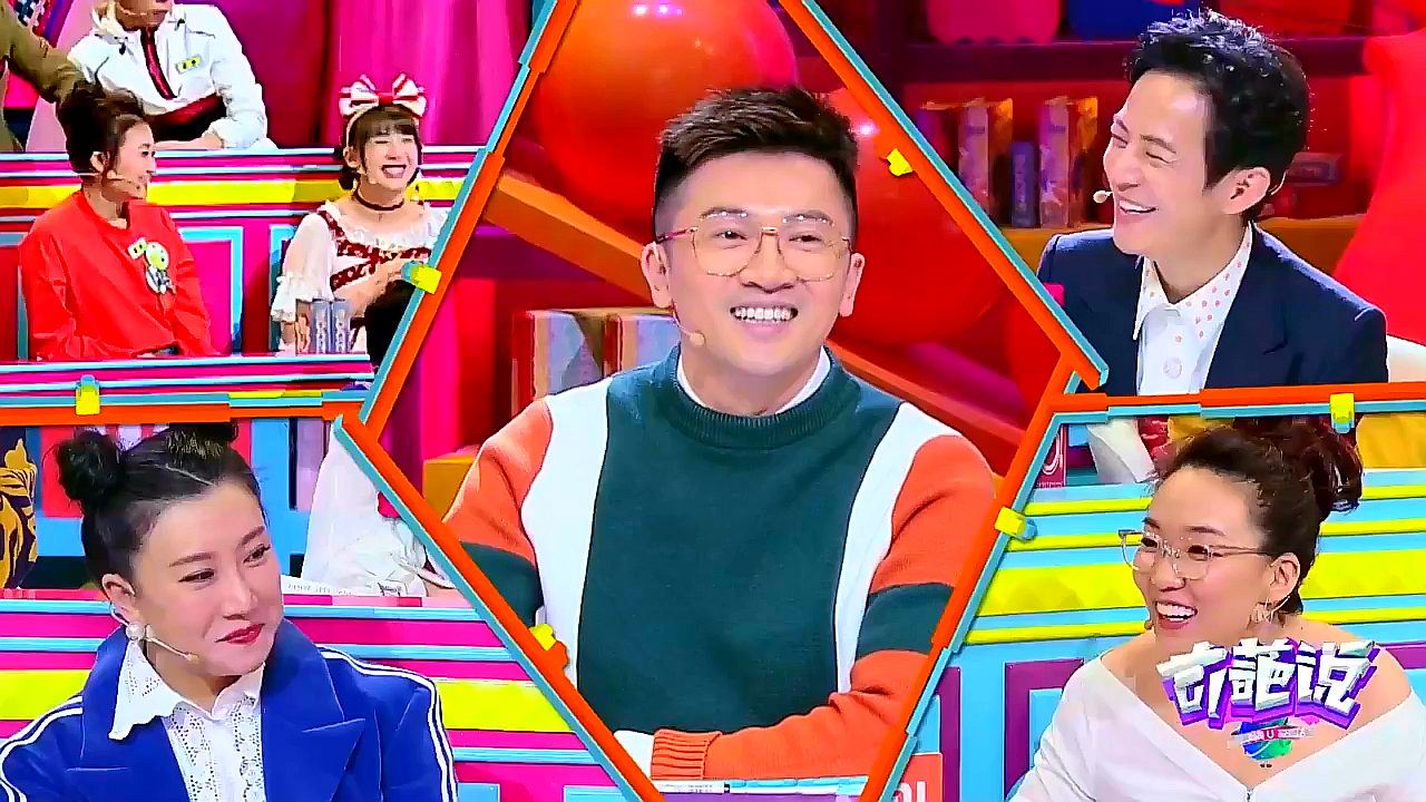 奇葩说:苏有朋战队蔡康永,与何老师三人探讨导演工作的酸甜苦辣
