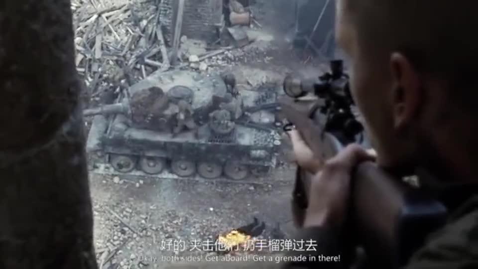 #经典看电影#机炮打在人身上是什么效果,可怕