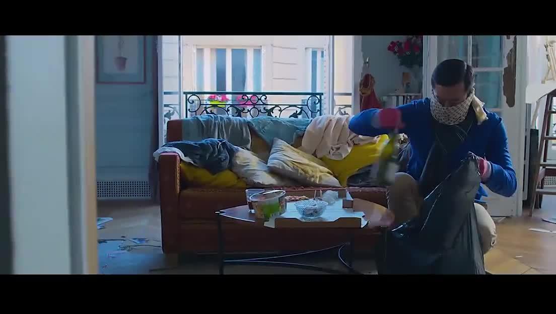 巴黎假期:古郭采洁问初次见面古天乐借钱