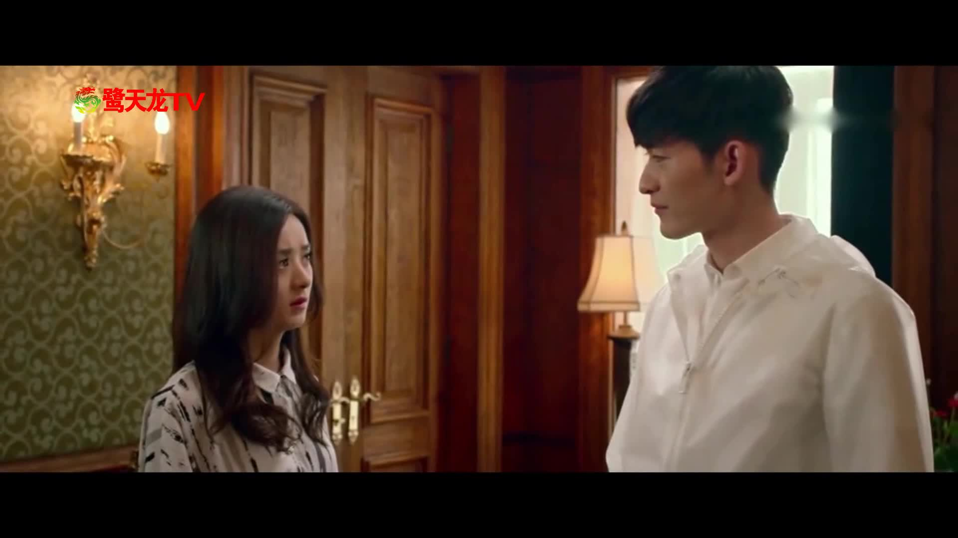 《女汉子真爱公式》片段:女汉子赵丽颖强吻张翰一分钟